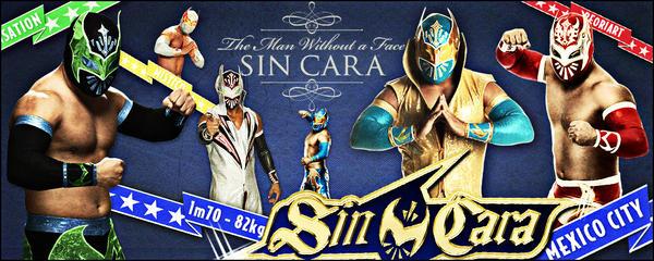 Sin Cara by Reorian