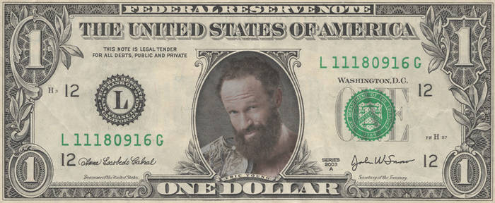 Eric Young - One Dollar