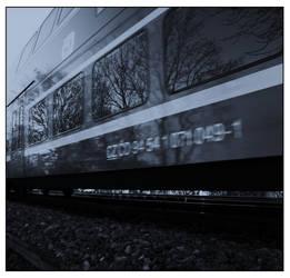 Glossy Train by Vrbize