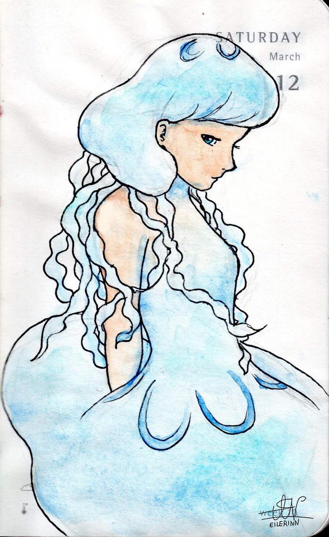 Jellyfish by Eilerinn