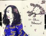 27- Plum Blossom