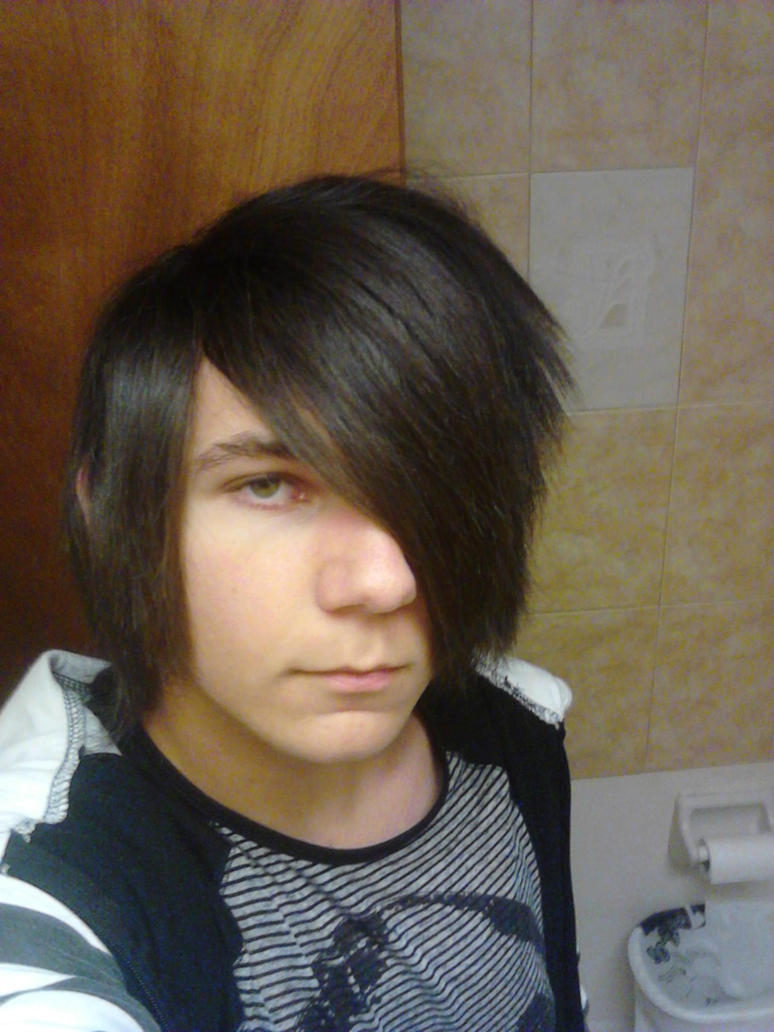 Scene Emo Hair For Guys By Lmdaboss On Deviantart