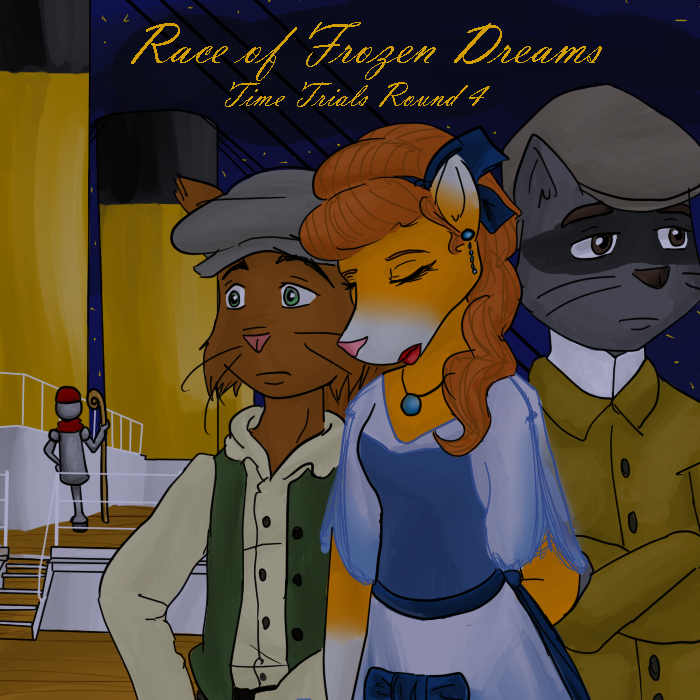 Race of Frozen Dreams- TT Round 4 by MousieDoodles