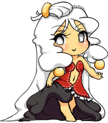 Cutie Goddess Adoptable