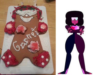 Gingerbread Garnet XD by Ixlovexdogs