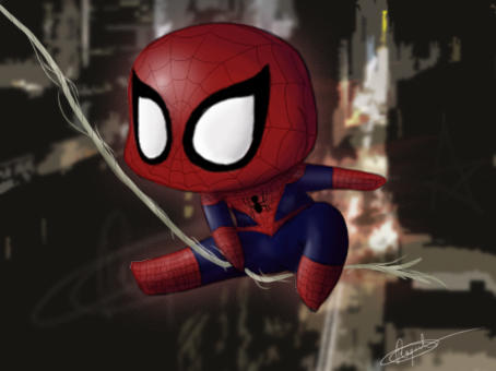 Spiderman SD