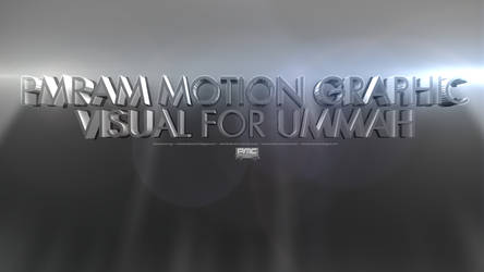 PMRAM MOTION GRAPHIC by pmcpmram
