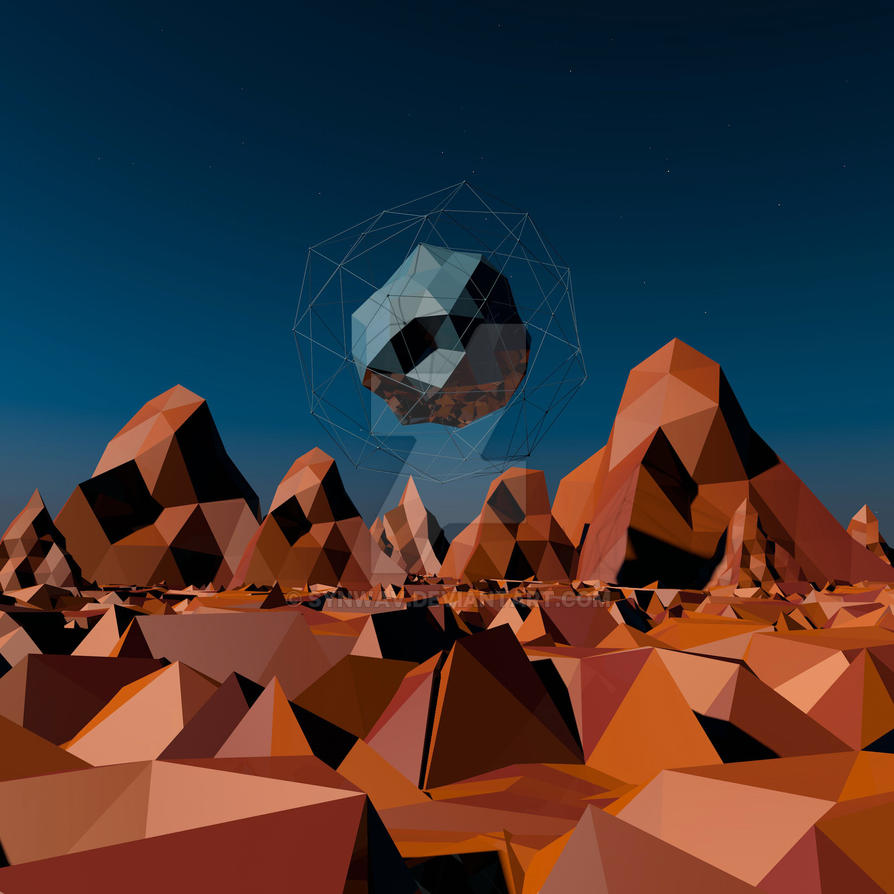 Polygon Experiment by SynWav