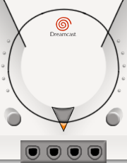 Sega Dreamcast by xxRedDragoonxx