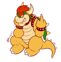 Bowser's Thoughts