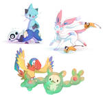 Pokemon Challenge: day 15-20