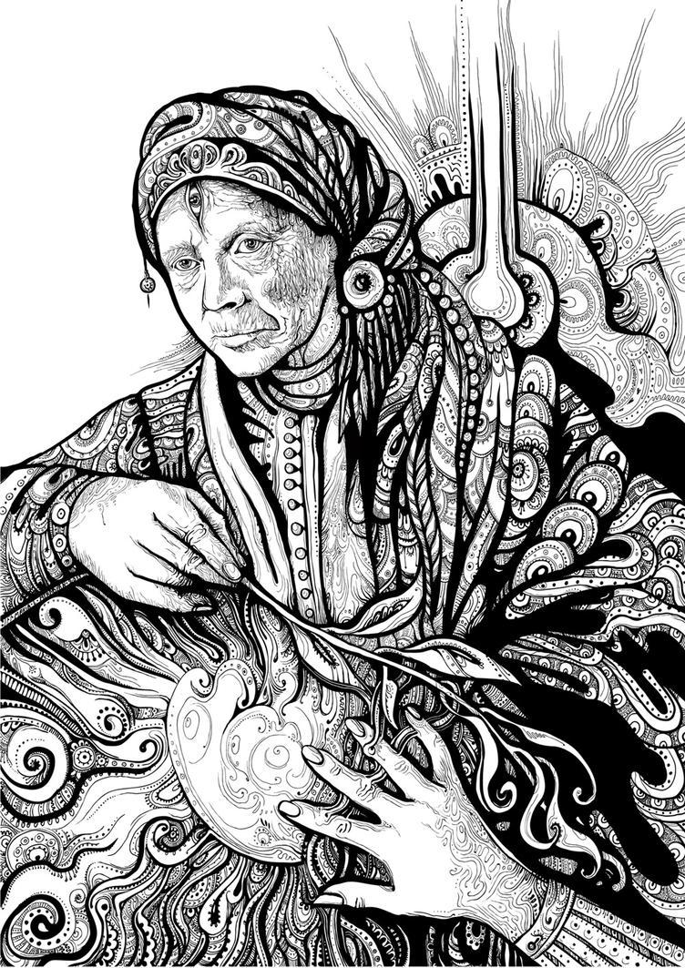 curandera by marimerabi