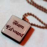 Twilight jewelry- Team Edward