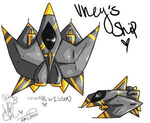 Vhey's Ship
