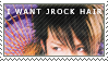 Jrock Hair Stamp by stamp-collection