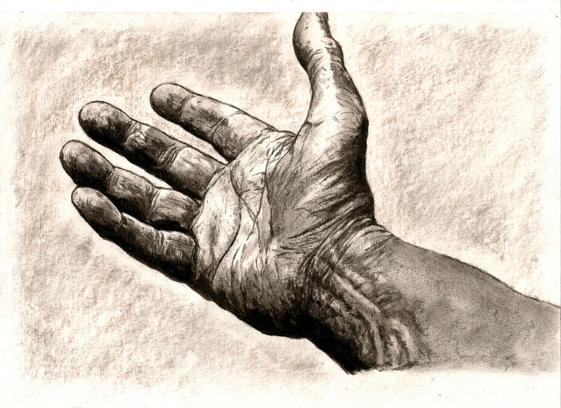 how to draw unturned realistic hands