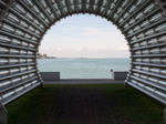 Lake Constance in iron tunnel1