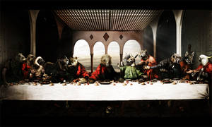 the last supper animal