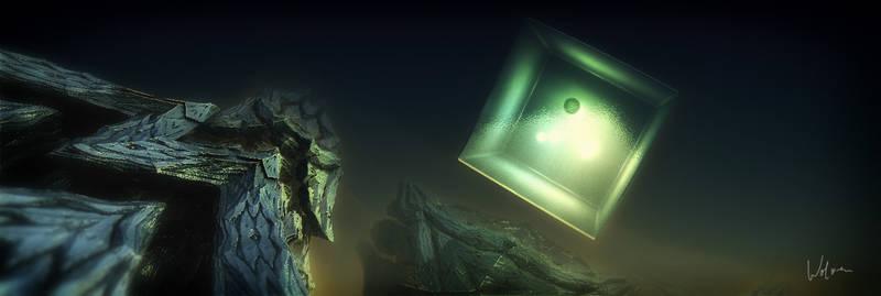Cube of Light