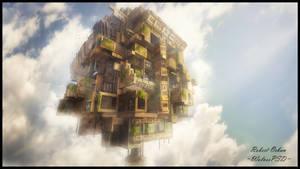 Forgotten City in the Heaven