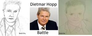 Dietmar  Hopp Battle -  Shainilia vs Beldi Shy