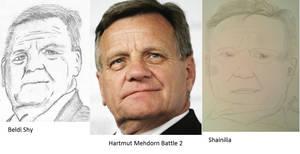 Mehdorn Battle Shainilia vs. Beldi Shy