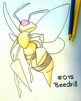 #015 Beedrill