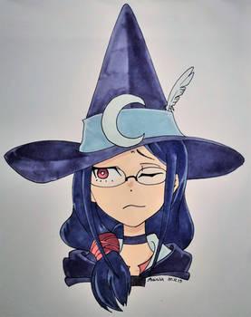 Little Witch Academia Ursula