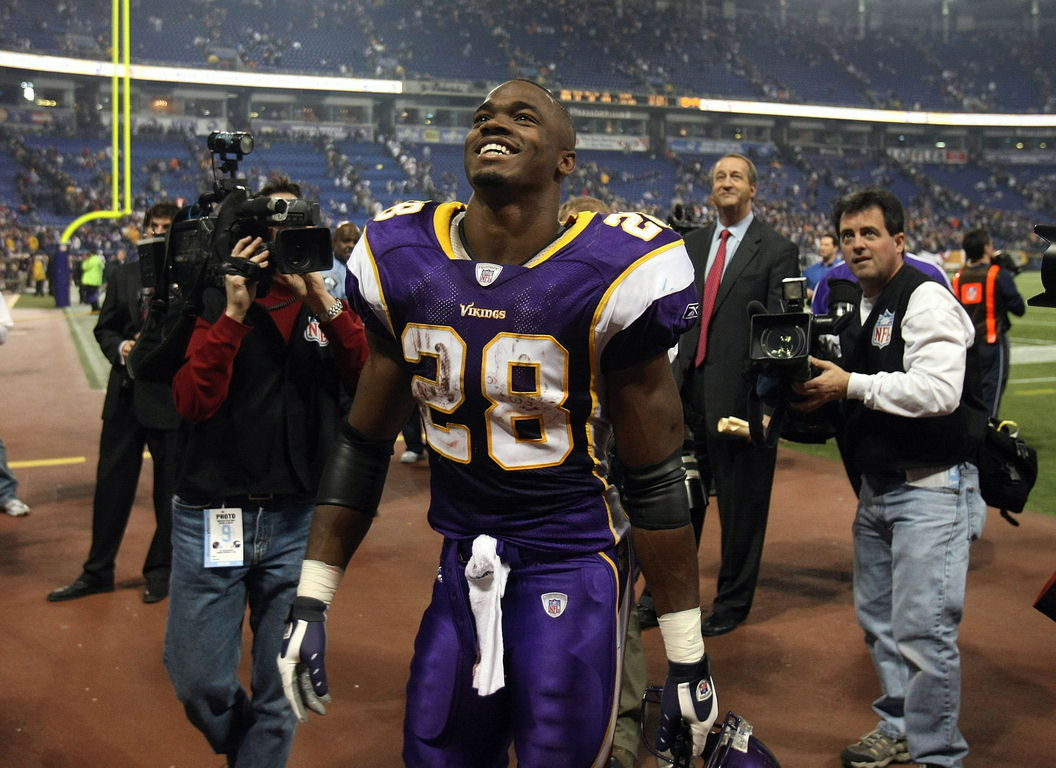 Adrian Peterson 6 by Schultzy0023