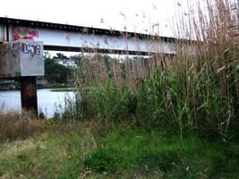 Bridge by blacklacestock