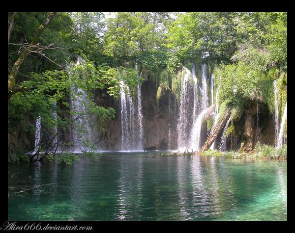 cachoeiras Alira