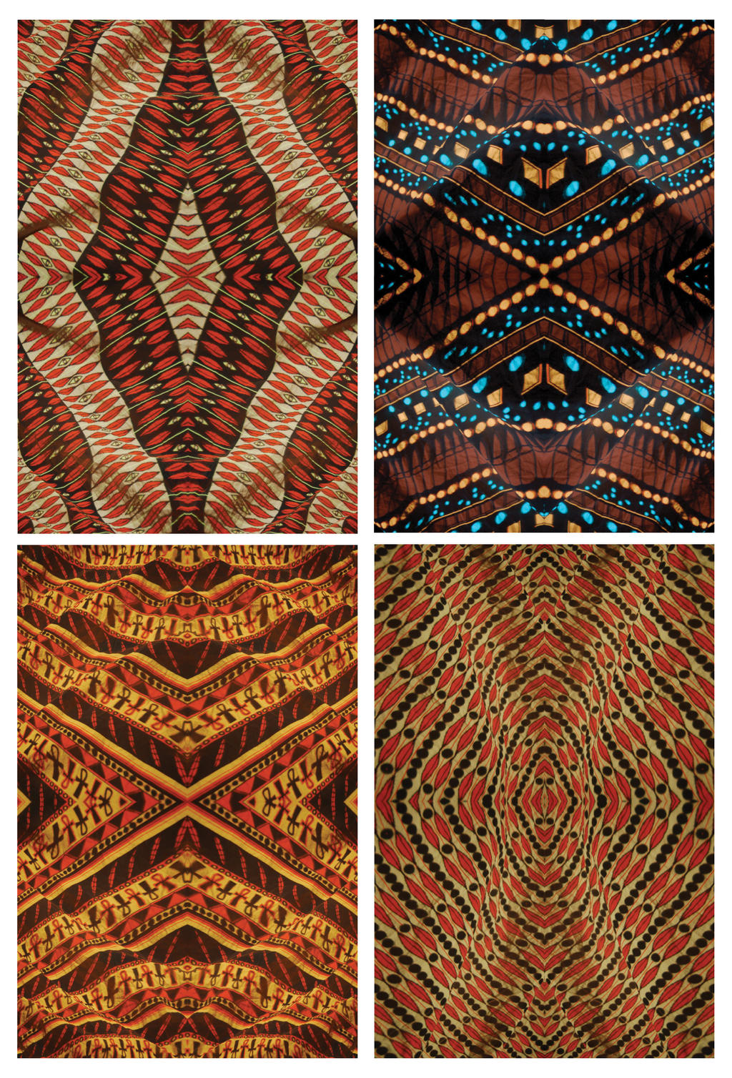 African patterns art - photo#8