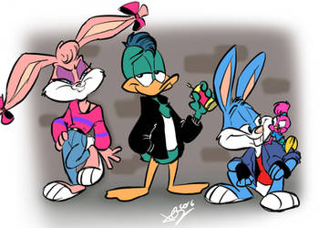 Really cool toons