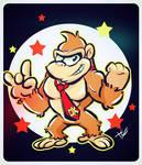 Donkey Kong Return!