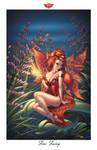 Fire Fairy by DenaeFrazierStudios