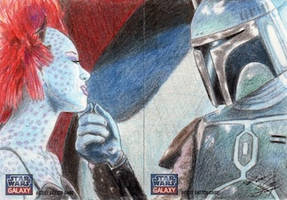 Star Wars G7 - Boba Fett with Rystall SAC (2pc) by DenaeFrazierStudios