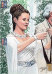 Star Wars G7 - Princess Leia Return Card (2pc)