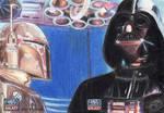 Star Wars G7 - Boba Fett and Darth Vader (2pc)