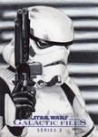 Star Wars GF S2 - Stormtrooper Return Card