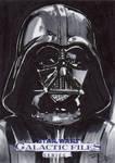 Star Wars GF S2 - Darth Vader Sketch Art Card
