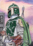 Star Wars GF S2 - Boba Fett Return Card 1