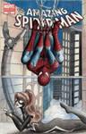 Marvel - Spider-Man/Spider-Girl Sketch Comic Cover