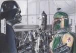 SW Illustrated: TESB - Vader-Boba Fett-IG-88 ARC