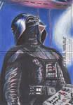 Star Wars Illustrated: TESB - Darth Vader ARC 2