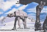 Star Wars Illustrated: TESB - AT-AT Walkers