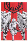 The First Order (Stormtroopers) by Denae Frazier
