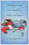 Stitch Holiday - Merry Christmas