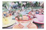 Tea Cup Ride by Denae Frazier by DenaeFrazierStudios
