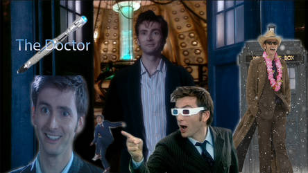 The Doctor, 10 by Kittykarryall90