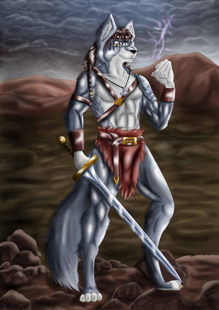 Wolfheaden by ziggywolf